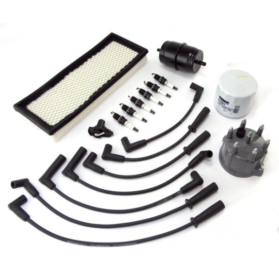 OMIX-ADA Jeep YJ 94-95 Ignition Tune Up Kit (4.0L)