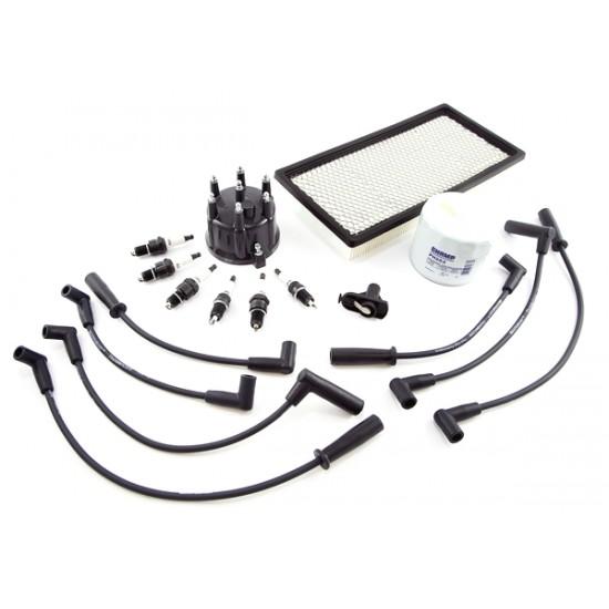 OMIX-ADA Jeep XJ 97-98 Ignition Tune Up Kit (4.0L)