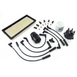 OMIX-ADA Jeep XJ 99-00 Ignition Tune Up Kit (4.0L)