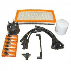 OMIX-ADA Jeep TJ 99-00 Ignition Tune Up Kit (4.0L)