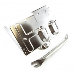 OMIX-ADA Jeep CJ 76-86 Stainless Battery Tray