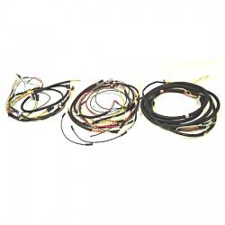 OMIX-ADA Jeep CJ2A 47-49 Wiring Harness (Horn on Firewall w Turn Sig)