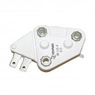 OMIX-ADA Jeep CJ5, CJ7, CJ8, SJ 76-90 Voltage Regulator in Alternator