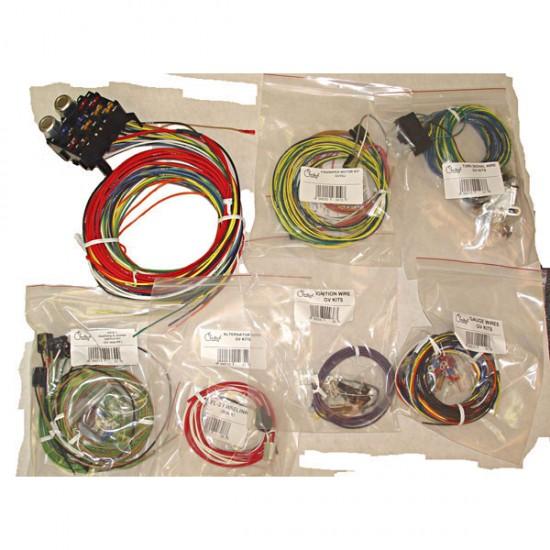 Centech Jeep CJ 55-86 Universal Wiring Kit on yj alternator wiring, bronco alternator wiring, j10 alternator wiring, jeep alternator wiring, jeepster commando alternator wiring, pathfinder alternator wiring, grand wagoneer alternator wiring, mustang alternator wiring, samurai alternator wiring, cherokee alternator wiring, cj2a alternator wiring, f250 alternator wiring, mb alternator wiring, cj7 rear main seal,