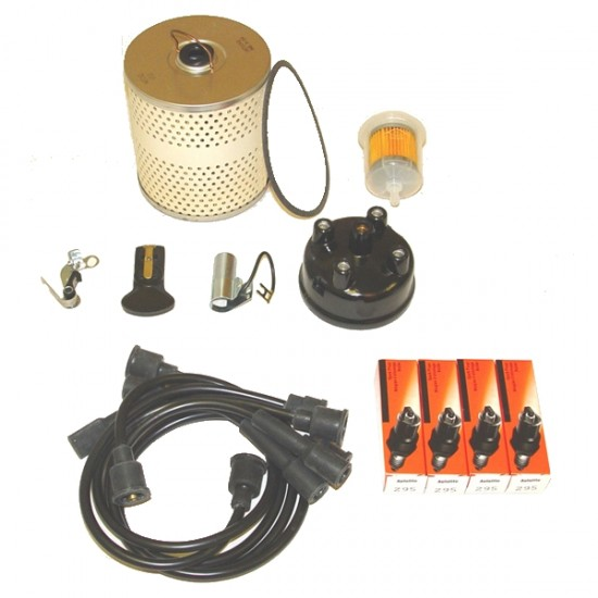 OMIX-ADA Ford GPW, Jeep MB 41-45 Ignition Tune Up Kit (134 CI)