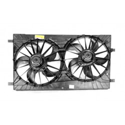 OMIX-ADA Jeep Compass, Patriot 07-11 Cooling Fan Assembly