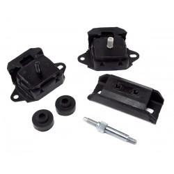 OMIX-ADA Jeep CJ 72-86 Engine / Transmission Mounting Kit (4.2L)