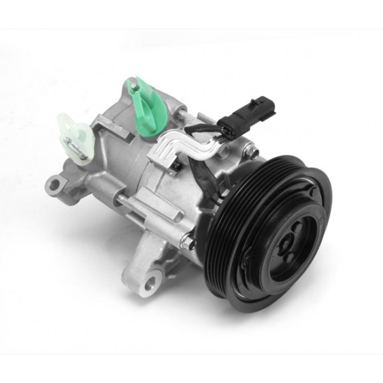 OMIX-ADA Jeep Liberty KJ, KK 06-09 3.7L AC Compressor with Clutch