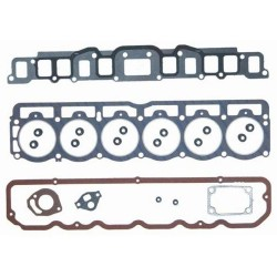 OMIX-ADA Jeep 81-90 Upper Engine Gasket Set (4.2L)