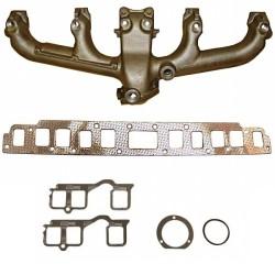 OMIX-ADA Jeep CJ, YJ, SJ 81-90 Exhaust Manifold Kit (4.2L)
