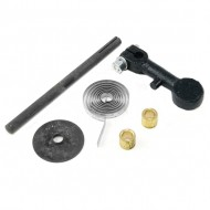OMIX-ADA Jeep 41-53 Exhaust Manifold Hardware Kit (134 CI L-Head)