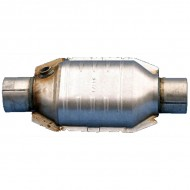 OMIX-ADA Jeep CJ 75-78 Catalytic Converter (3.8L, 4.2L, 5.0L)