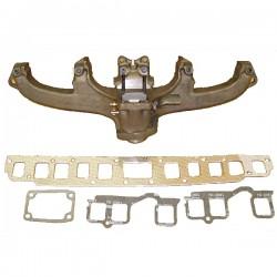 OMIX-ADA Jeep CJ 72-80 Exhaust Manifold Kit (3.8L, 4.2L)