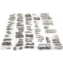 OMIX-ADA Jeep CJ5 76-83 Body Fastener Kit w/ Tailgate (624 Pieces)