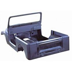 OMIX-ADA Jeep CJ7 76-86 Steel Body Tub Kit