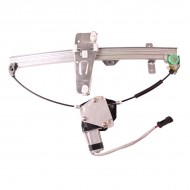 OMIX-ADA Jeep WJ 99-00 Power Front Window Regulator (Right or Left)