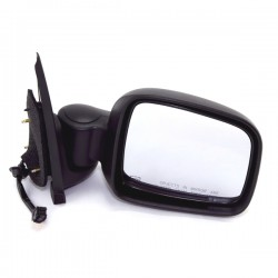 OMIX-ADA Jeep KJ 02-07 Folding Powered Heated Mirror (Left or Right)