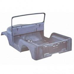 OMIX-ADA Jeep CJ5 55-68 Steel Body Tub Kit