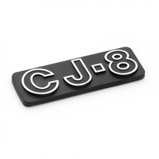 OMIX-ADA Jeep CJ8 81-86 Self Adhesive Emblem