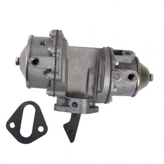 OMIX-ADA Jeep CJ3A 46-53 Fuel Pump w/ Vacuum Wipers (134 CI)