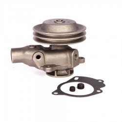 OMIX-ADA Willys M38, M38A1 50-71 Water Pump w/ Double Groove Pulley