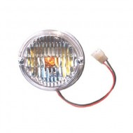 OMIX-ADA Jeep CJ 76-86 Parking Lamp Assembly Clear Lens