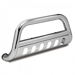 """Outland Jeep WK 05-07 3"""" Stainless Bull Bar"""