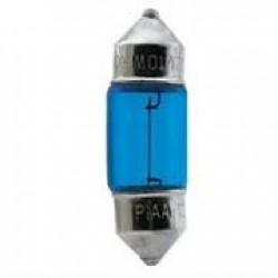 PIAA Dome Light Bulb Xtreme White T-6 Halogen Clear