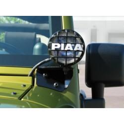 PIAA Jeep JK 07-Up Windshield Mounting Brackets