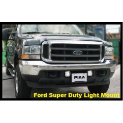 PIAA Ford Super 08-10 Duty Mounting Kit