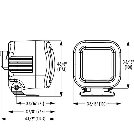 PIAA 410 Driving Intense White Halogen Lamp Kit