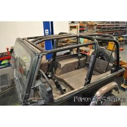 Poison Spyder YJ 87-95 Trail Cage Kit