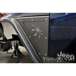 """Poison Spyder Jeep TJ/LJ DeFender XC """"Spyder"""" Side Inserts"""