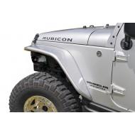 Poison Spyder JK 07-Up Front Crusher Flares Standard Width Steel