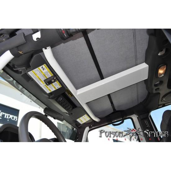Poison Spyder JK 07-10 4-Door Trail Cage Kit (Bolt-Together)