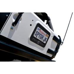 Poison Spyder Jeep JK 07-Up Tramp Stamp