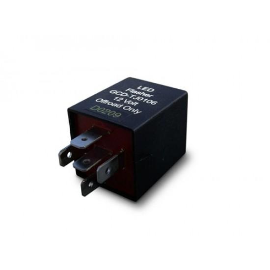 Poison Spyder TJ/LJ 01-06 5-Pin LED Flasher