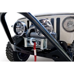 Poison Spyder Winch Roller Fairlead Light Mount