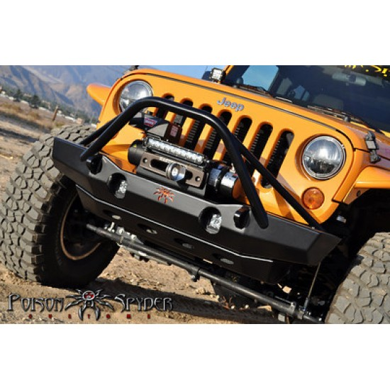 Poison Spyder Jeep JK Brawler MID Front Skid