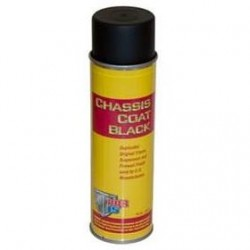POR-15 Chassis Coat Black (14 OZ Spray Can)