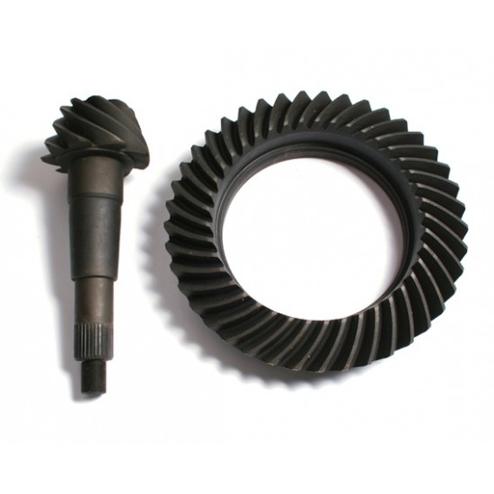 Precision Gear Ford 10.25 Ring and Pinion 4.56 Ratio 1993 and Later
