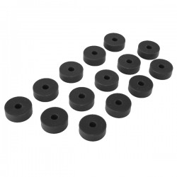 Prothane Jeep CJ 55-75 Body Mount Kit - 14 PC