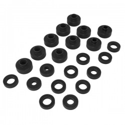 Prothane Jeep CJ 76-79 Body Mount Kit - 22 PC