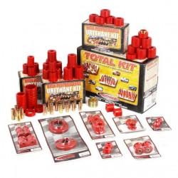 Prothane Jeep TJ 97-06 Complete Polyurethane Kit (Black or Red)