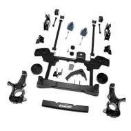 Rancho Hummer H2 or SUT 03-10 4in. Lift Kit w/ Rear Air Suspension