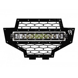 Rigid Industries 2012 Polaris RZR LED Grille