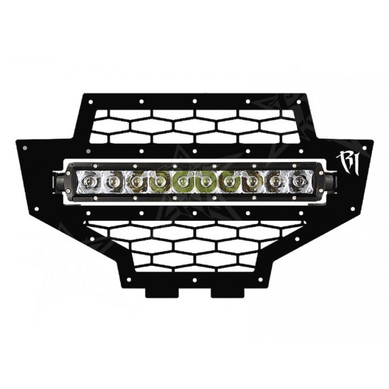 Rigid Industries 2012 Polaris RZR LED Grille