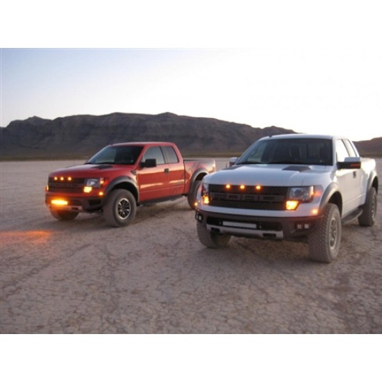 "Rigid Industries Ford Raptor 20"" Lower Grill Mount"
