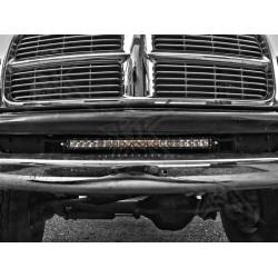 "Rigid Industries Ram 04-13 Lower Bumper Light Bar Brackets for 20"" LED"