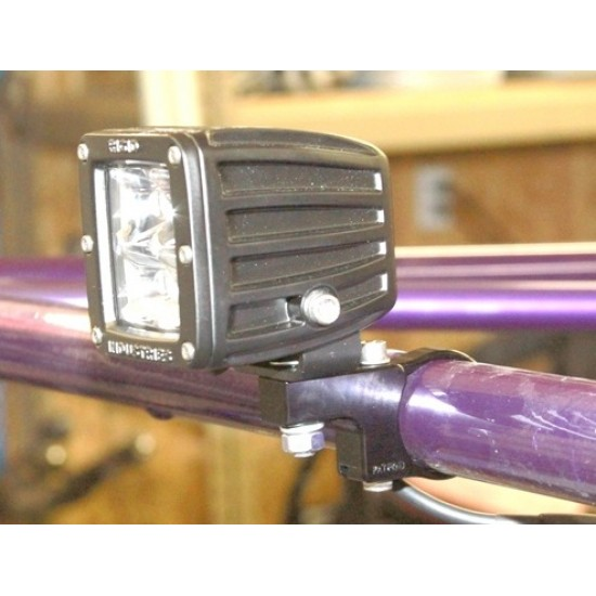 Rigid Industries Horizontal Bar LED Light Mount